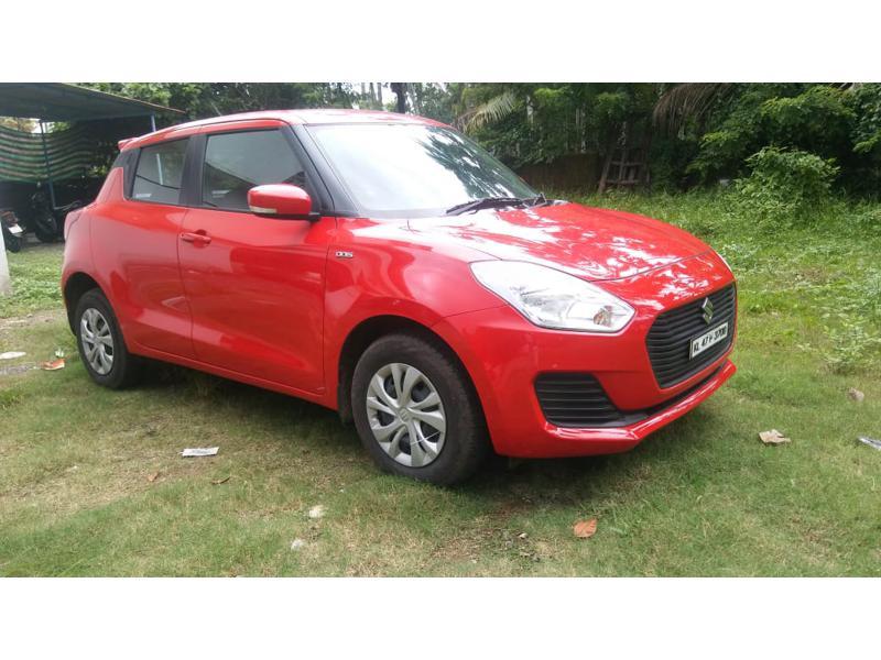 Used 2018 Maruti Suzuki Swift Car In Thrissur
