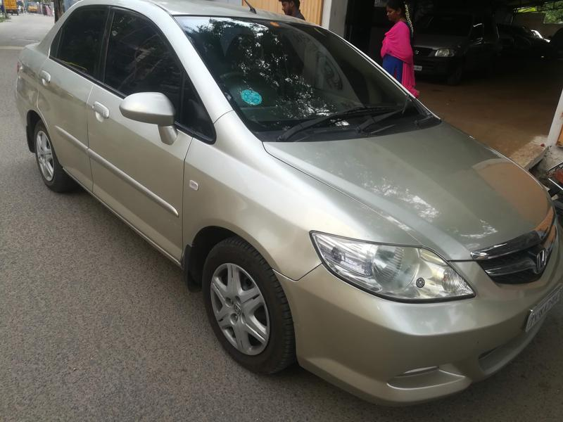Used 2005 Honda City Car In Erode