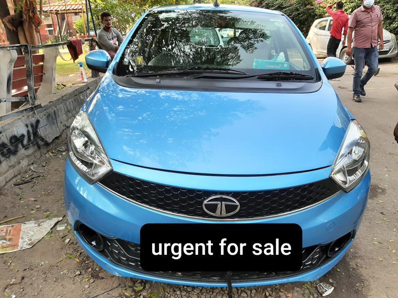 Used 2016 Tata Tiago Car In Panchkula