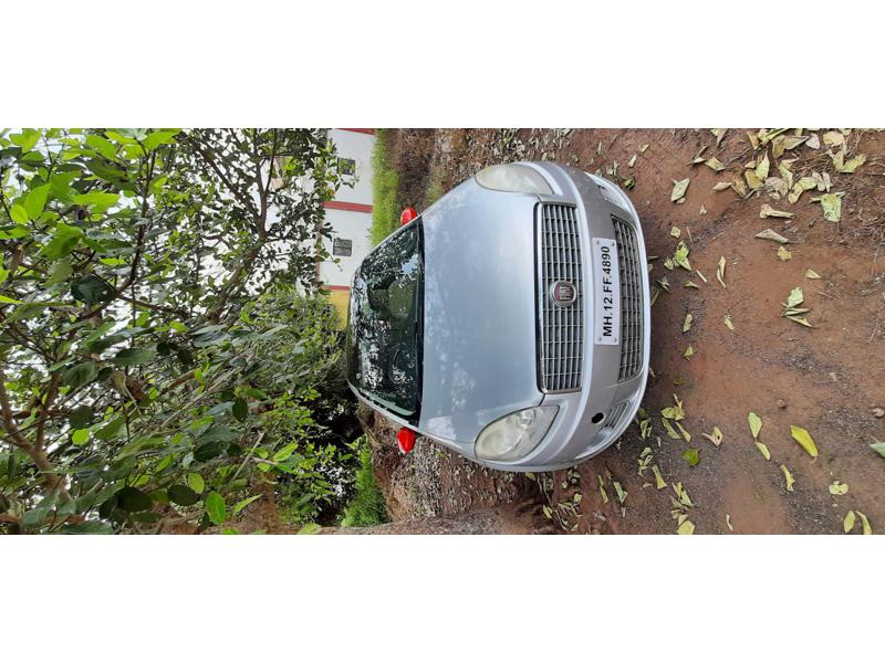 Used 2009 Fiat Linea Car In Pune