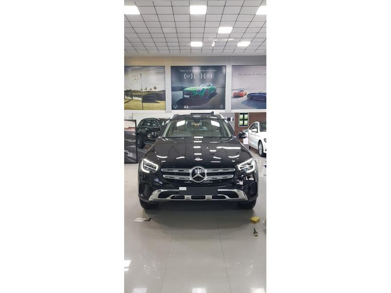 Used 2020 Mercedes Benz GLC Car In Alappuzha