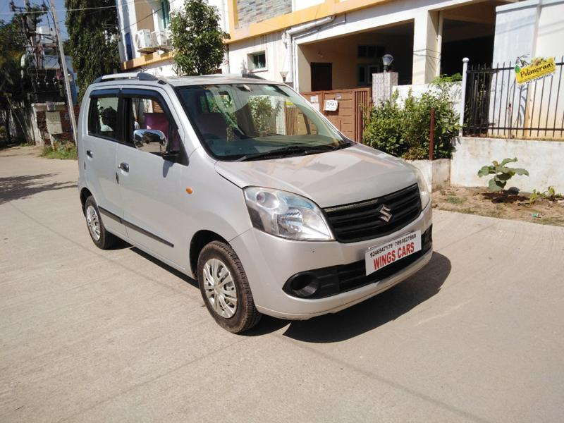 Used Maruti Wagon R 1 0 In Hyderabad Second Hand Maruti Wagon R 1 0 In Hyderabad Cartrade