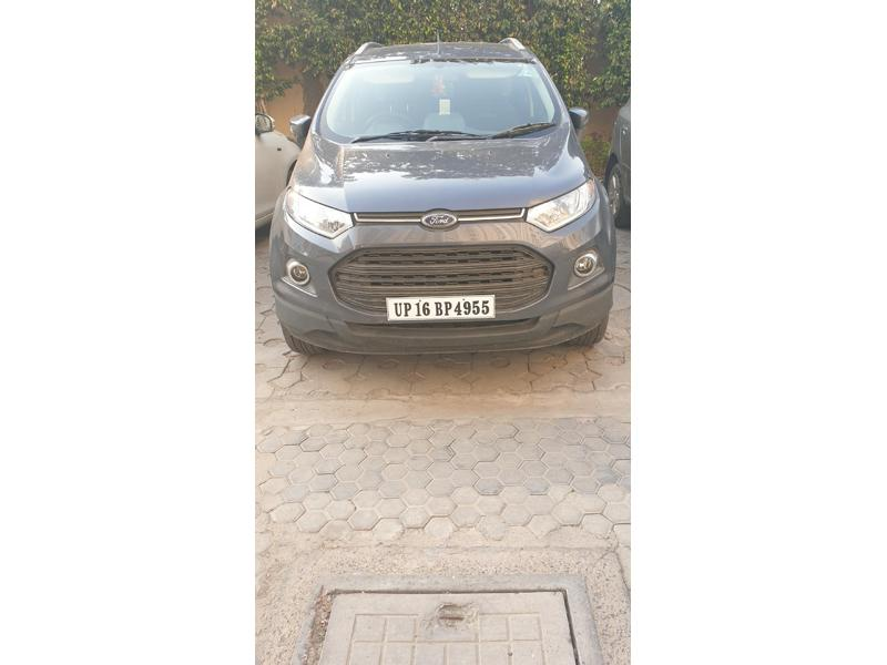 Used 2017 Ford EcoSport Car In Noida