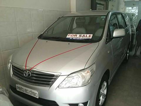 Toyota Innova 2.5 G4 7 STR (2013) in Jalandhar