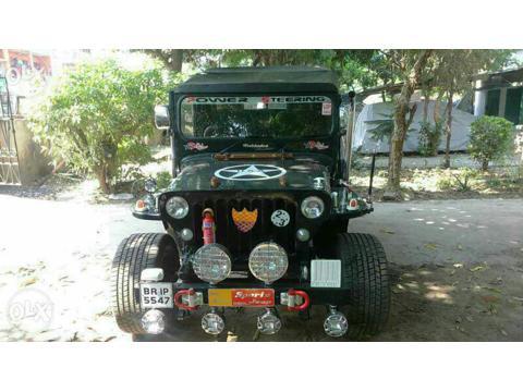 Mahindra Jeep CJ 500 DI (1998) in Patna