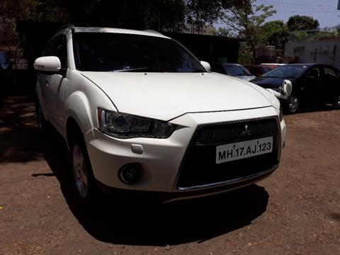 Mitsubishi Outlander 2.4 MIVEC AT (2011) in Nashik