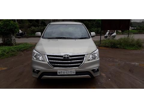 Toyota Innova 2.5 G (Diesel) 8 STR Euro3 (2013) in Kolhapur