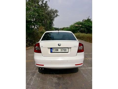 Skoda Laura Elegance 1.9 TDI MT (2010) in Aurangabad