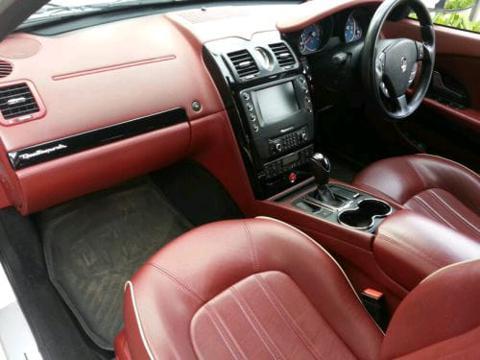 Maserati Quattroporte 4.2 (2011) in Mumbai