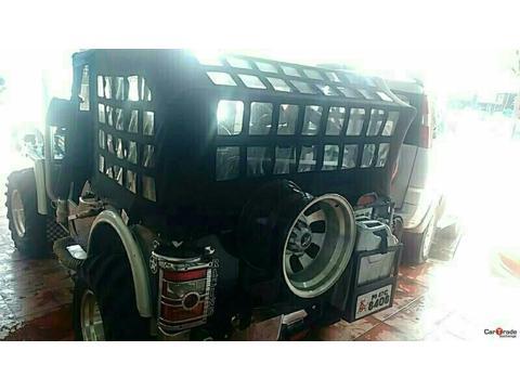 Mahindra Jeep CL 500 MDI