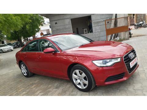 Audi A6 2.0 TDI Premium (2014) in Agra