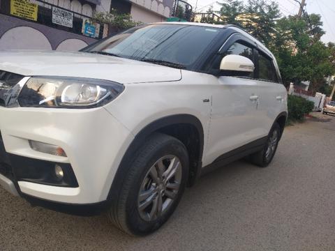 Maruti Suzuki Vitara Brezza ZDI Plus (2017) in Lucknow