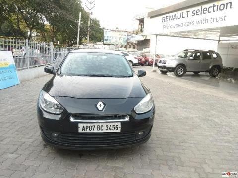 Renault Fluence 1.5 E2 (2011) in Vijayawada