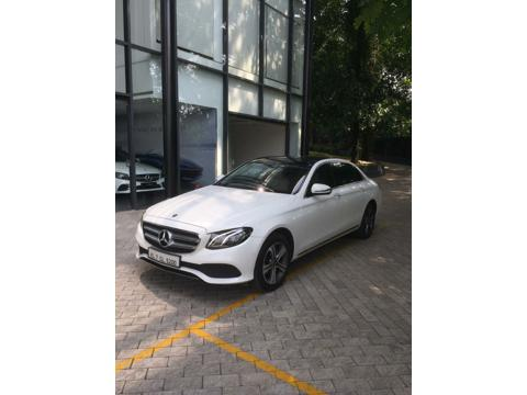 Mercedes Benz E Class E 220 d (2017) in Pathanamthitta