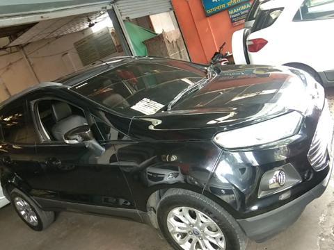 Ford EcoSport 1.5 TDCi Titanium(O) MT Diesel (2015) in Akola