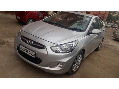 Hyundai Verna Fluidic 1.6 CRDI SX Opt (2013) in New Delhi