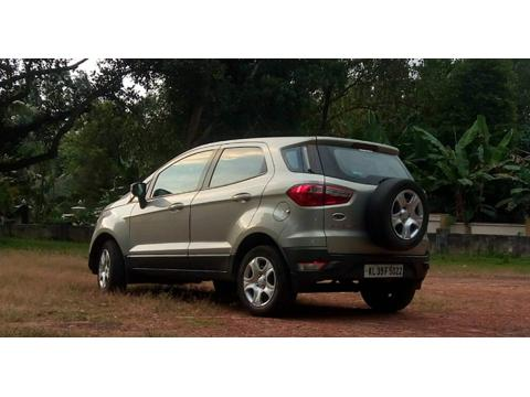 Ford EcoSport 1.5 TDCi Trend (MT) Diesel (2013) in Thrissur