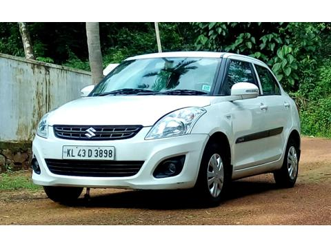 Maruti Suzuki Swift Dzire VDi (2012) in Thrissur