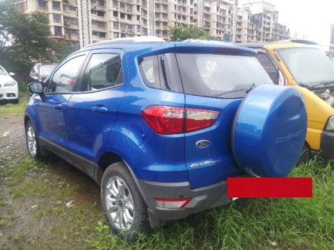 Ford EcoSport 1.5 TDCi Titanium(O) MT Diesel