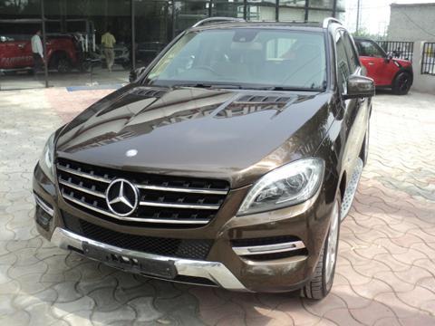Mercedes Benz M Class ML 350 CDI 4MATIC