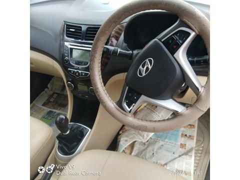 Hyundai Verna Fluidic 1.6 CRDI SX (2012) in Dausa