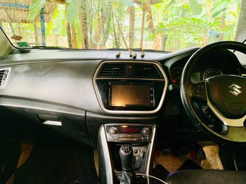 Maruti Suzuki S Cross Alpha DDiS 200 (2015) in Thrissur