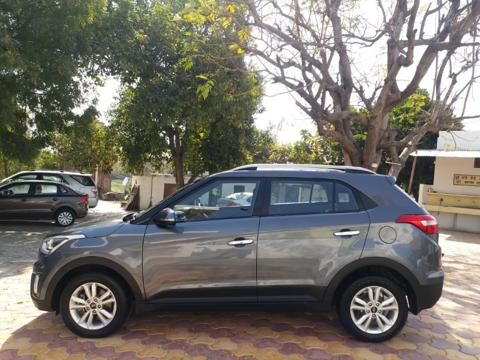 Hyundai Creta SX+ 1.6 U2 VGT CRDI AT (2016) in Agra