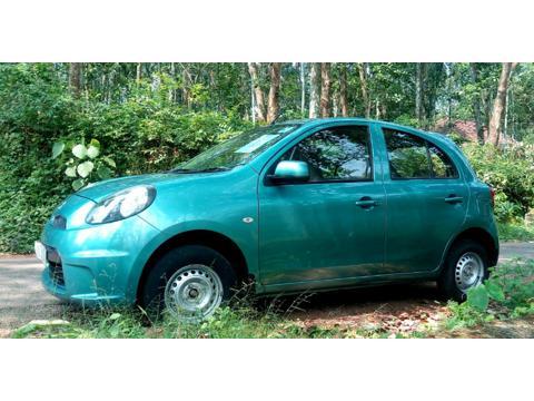 Nissan Micra XL Petrol (2013) in Aluva