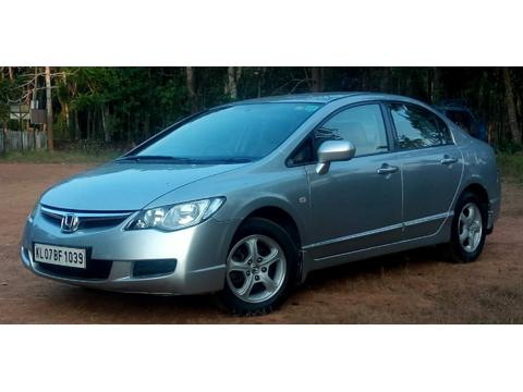 Honda Civic 1.8S AT (2007) in Thrissur