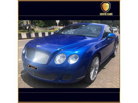Bentley Continental GT Coupe (2009) in Mumbai