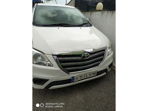 Toyota Innova 2.5 G (Diesel) 8 STR Euro4 (2013) in Raipur