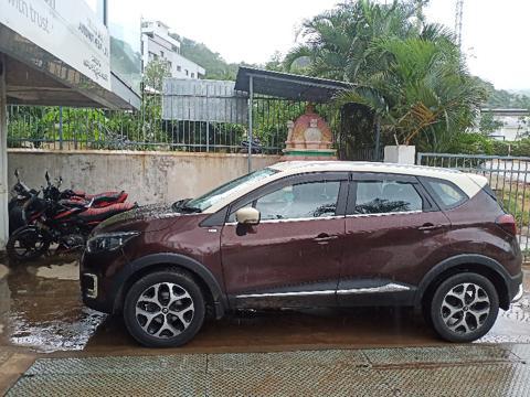 Renault Captur RXT Petrol (2017) in Visakhapatnam