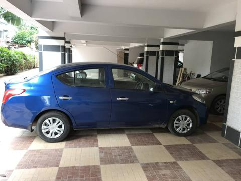 Nissan Sunny XL Diesel (2012) in Vijayawada