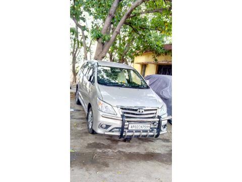 Toyota Innova 2.5 GX (Diesel) 8 STR Euro4 (2015) in Anantapur