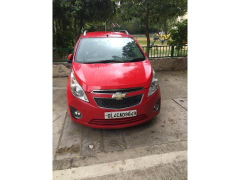 Chevrolet Beat LT Petrol