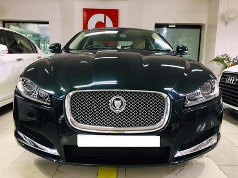 Jaguar XF Diesel Luxury 2.2 (2013) in Pune