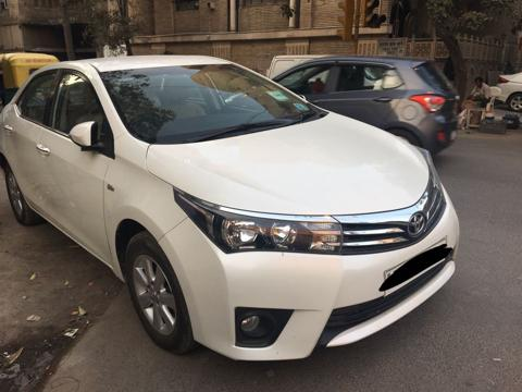 Toyota Corolla Altis 1.8 G CNG