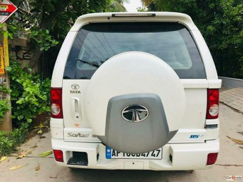 Tata Safari 4x2 EX (2012) in Hyderabad