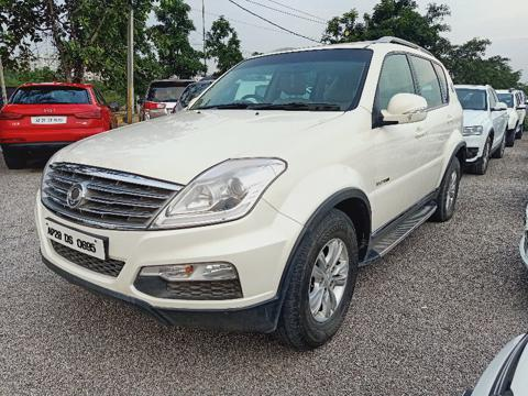 Ssangyong Rexton RX7 AT (2013) in Hyderabad