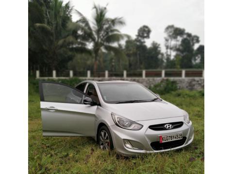 Hyundai Verna Fluidic 1.6 CRDI SX (2013) in Cochin