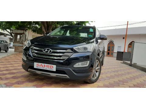 Hyundai Santa Fe 4 WD (AT) (2014) in Agra