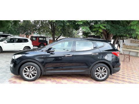 Hyundai Santa Fe 4 WD (AT)