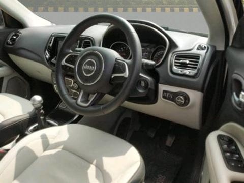 Jeep Compass Limited 2.0 Diesel (2018) in New Delhi