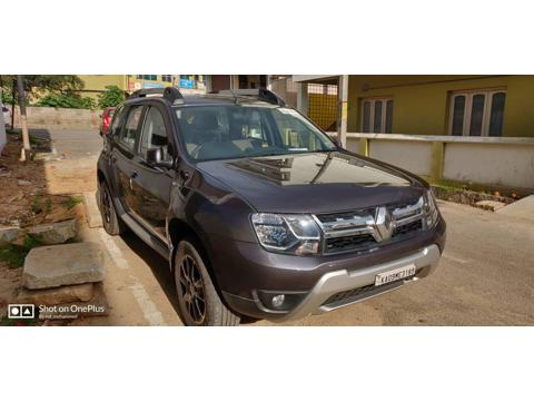 Renault Duster RXZ Diesel 110PS AWD (2018) in Mysore