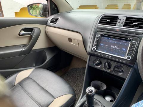 Volkswagen Polo Comfortline 1.2L (P) (2010) in Jabalpur