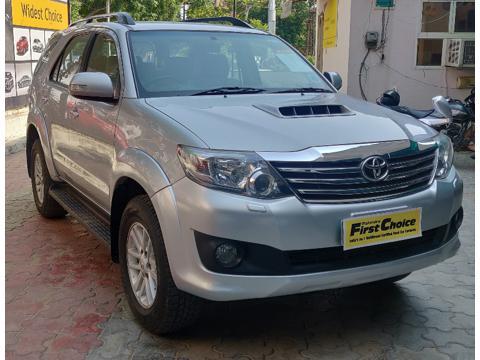 Toyota Fortuner 3.0 4X2 MT (2013) in Kishangarh