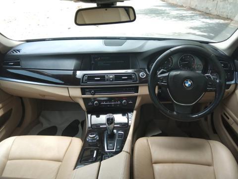 BMW 5 Series 530d Highline Sedan (2012) in Ahmedabad