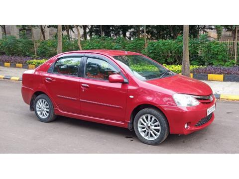 Toyota Etios VX (2011) in Thane