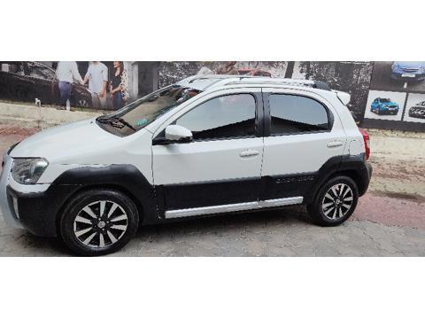 Toyota Etios Cross GD 1.4L Diesel (2014) in Tonk