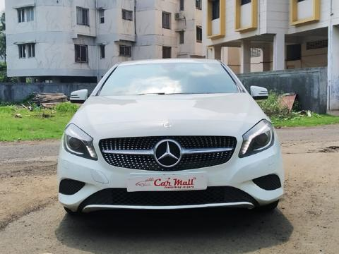 Mercedes Benz A Class A 180 CDI Style (2014) in Dhule